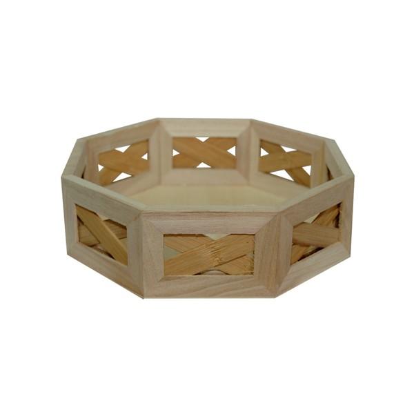 Cesta de madera celos a - Cestos de madera ...