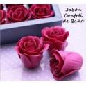 Confetti Rosas para Baño
