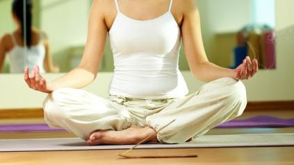 Meditación con Incienso