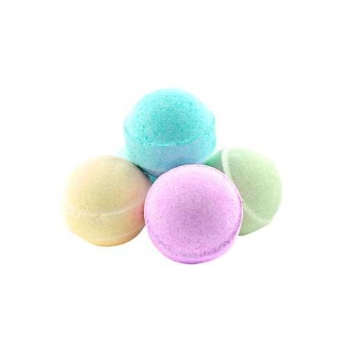 Bombas de ba o isabel aromas del mundo en tu hogar - Moldes bombas de bano ...
