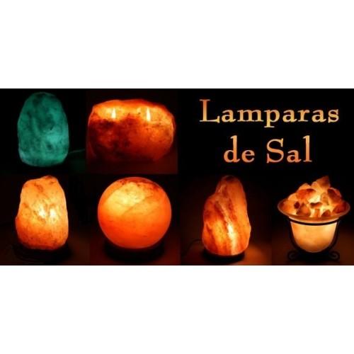 Lamparas de sal del himalaya isabel aromas del mundo en - Lamparas de sal para que sirven ...