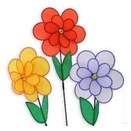 Molinillo de viento Flores