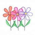 Molinillo de Viento Flor