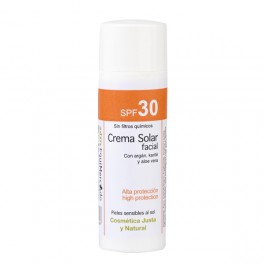 Protector Solar Facial Natural