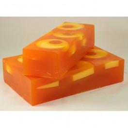 Jabón de Glicerina Mango y Albaricoque