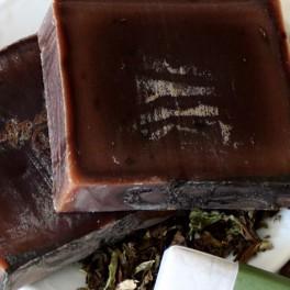 Jabón de Menta y Chocolate