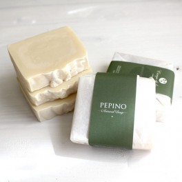 Jabón de Pepino y Geranio