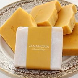 Jabón de Zanahoria y Amapolas