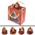 Mini Buda de la Suerte. Lucky Buddha.