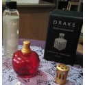 Lámpara Catalítica Drake cristal Rojo modelo Apple