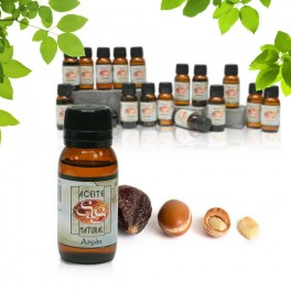Aceite Esencial Natural de Argán. Puro 100%