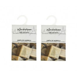 Sobres perfumados Armarios Jabón de Marsella
