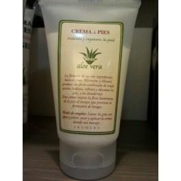 Crema de Pies Aloe Vera