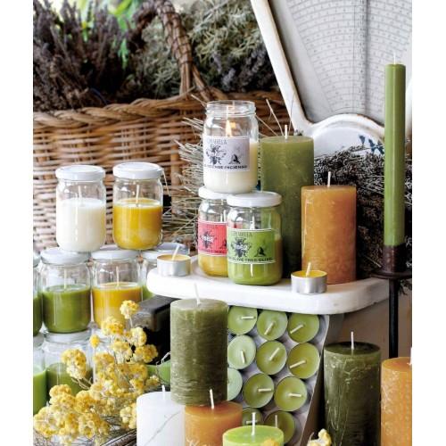 Velas arom ticas isabel aromas del mundo en tu hogar - Aromas para velas ...